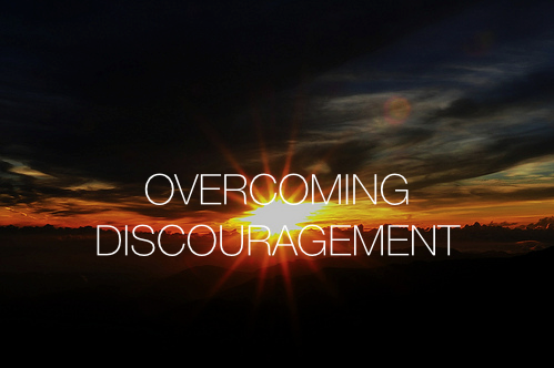 overcoming-discouragement