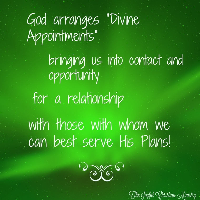 Untitled divine appointments