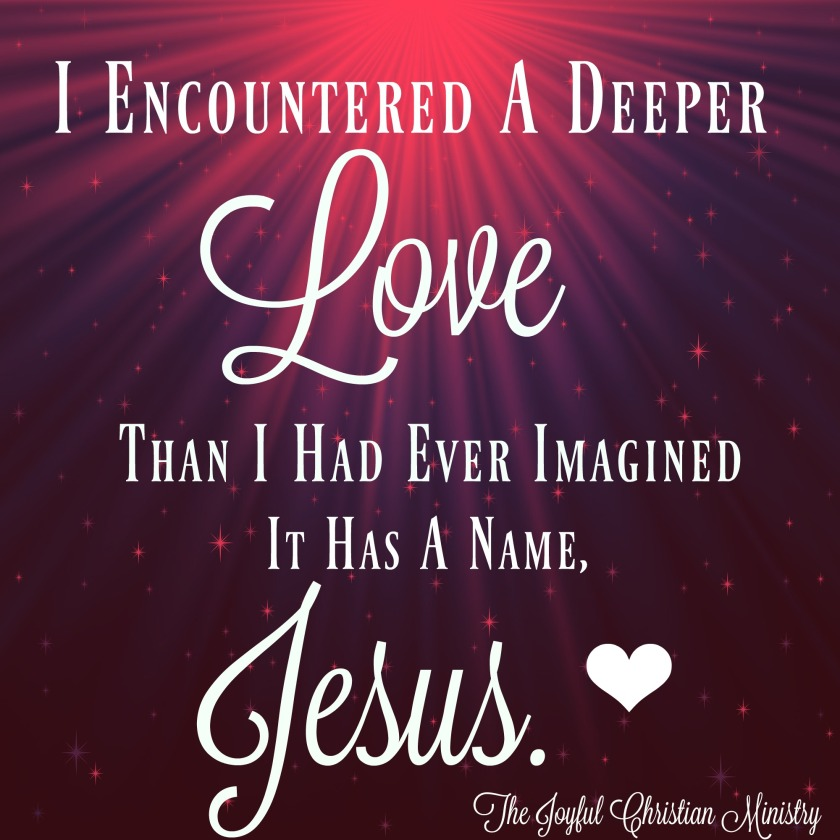 Untitled love Jesus